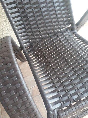 Cadeiras de área  - Foto 2