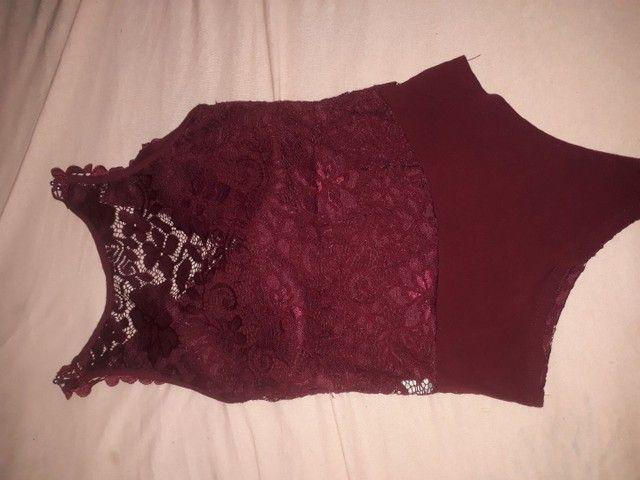 vestidos um longo , um curto e um bory abaixando o preço  - Foto 2