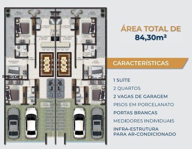 Sobrado para Venda em Camboriú, Rio Pequeno, 3 dormitórios, 1 suíte, 2 banheiros, 2 vagas - Foto 2
