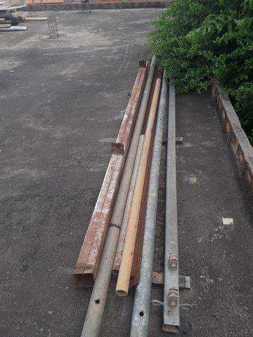 Tubo ferro galvanizado   - Foto 2