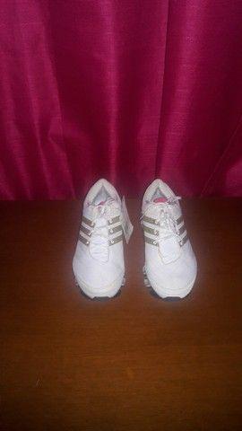 Tênis Adidas Unissex Originais Couro Novos 36