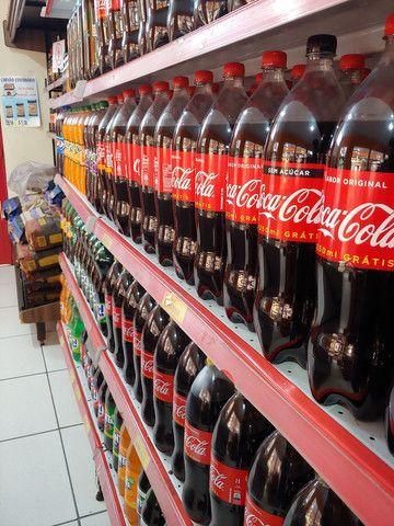 Supermercado em Pleno Funcionamento