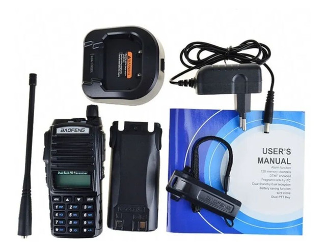 Rádio Comunicador  Uv-82 - Foto 5
