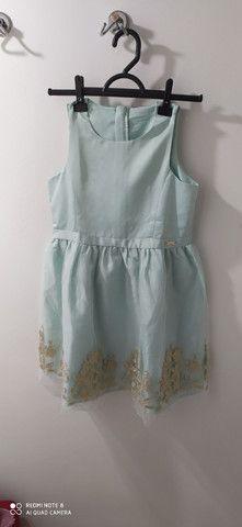 Vestido Infantil 6