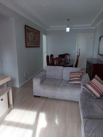 apartamento mobiliado 1 suite + 1 dorm -  - Foto 6