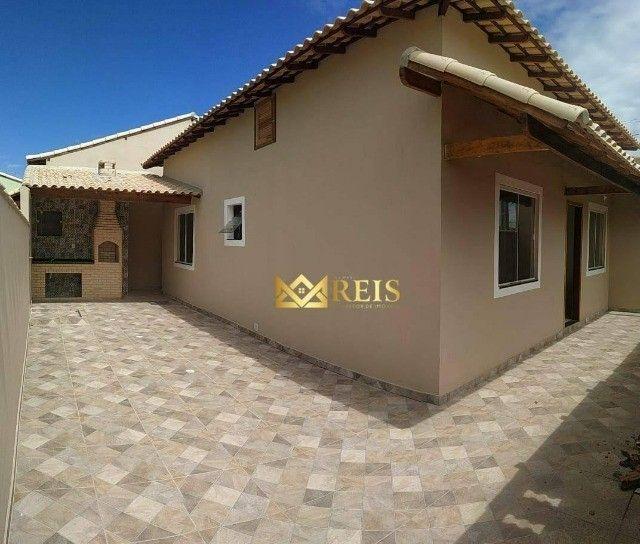 RI Casa Com 2 Dormitórios à Venda, 56 m² Por R$105.000 - Nova Califórnia - Cabo Frio/rj - Foto 6