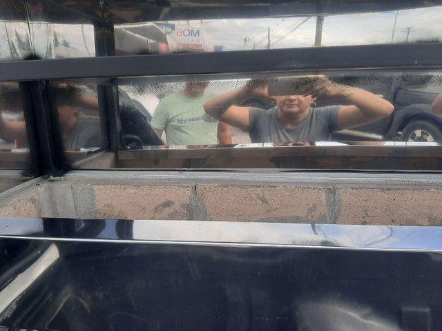 Espetinho inox churrasqueira - Foto 3