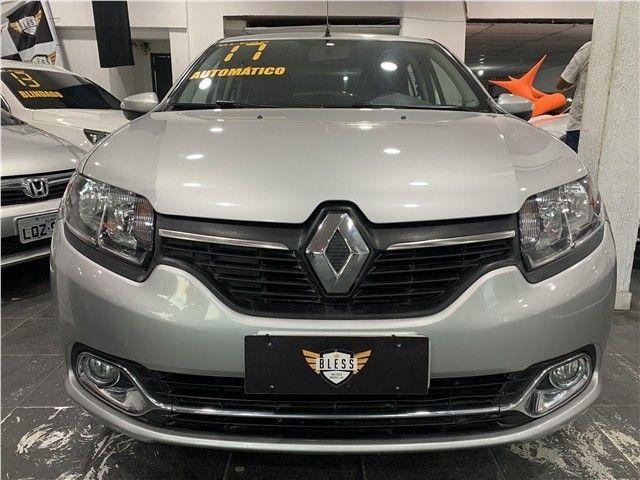 Renault Logan 2017 1.6 dynamique 8v flex 4p automatizado - Foto 2