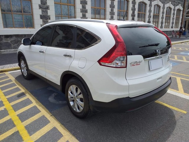 Honda CR-V EXL 2.0 4x4 2012 KM 70.000 - Foto 7