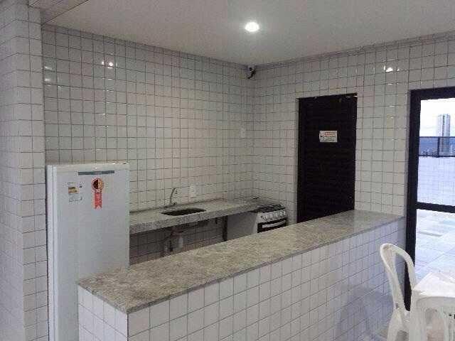 Flat Mobiliado Boa Viagem c/Maq. Lavar - Foto 4