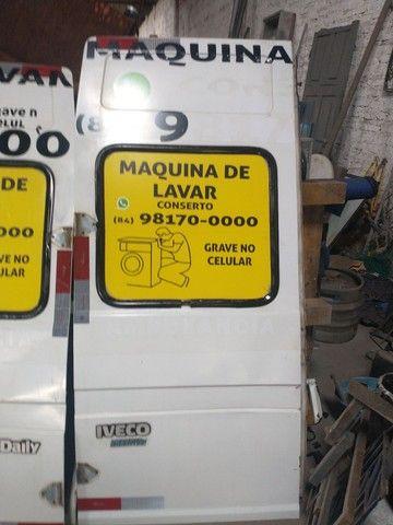 Porta da Iveco  capô grade para-choque 3510 - Foto 15