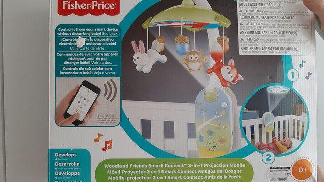 Mobile Fischer price interatividade garantida  - Foto 3