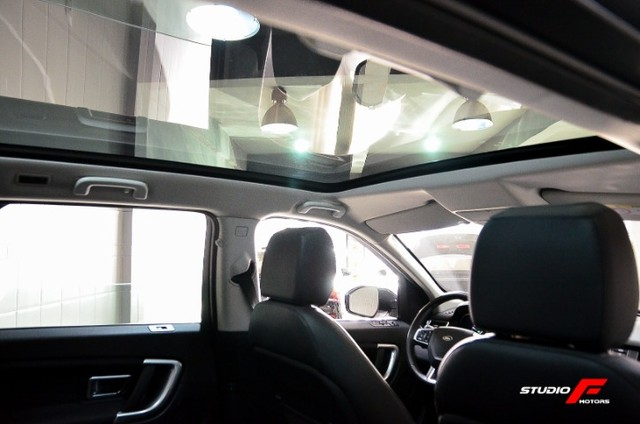 Land Rover Discovery Sport Hse Diesel - 2016 - Único Dono - Revisada - - Foto 12