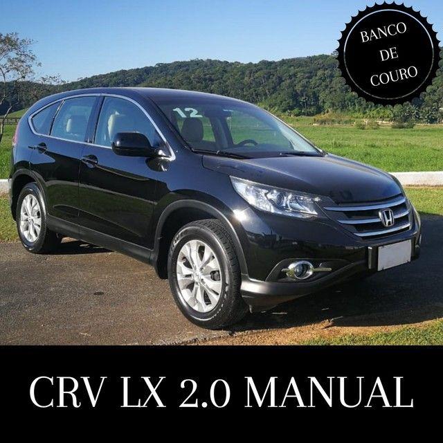 CRV LX 2.0 MANUAL!!