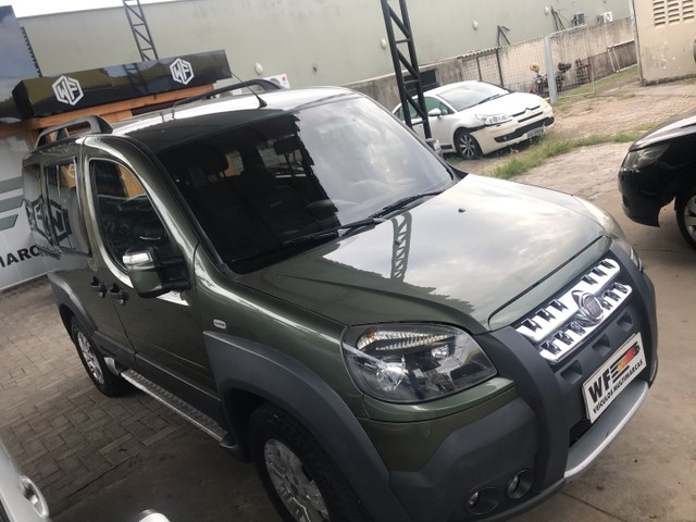 Fiat Doblô Xingú 1.8 Adventure . 6 lugares .Extra!!! - Foto 2