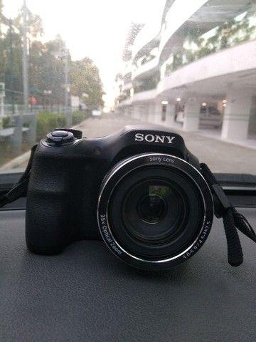 Câmera Sony DSC H-300 - Foto 2