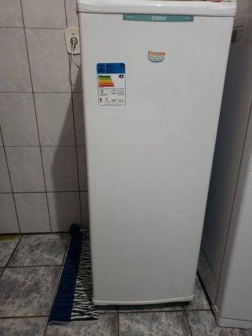 Freezer Vertical Consul 142L CVU20  GB BR NOVÍSSIMO.  - Foto 5