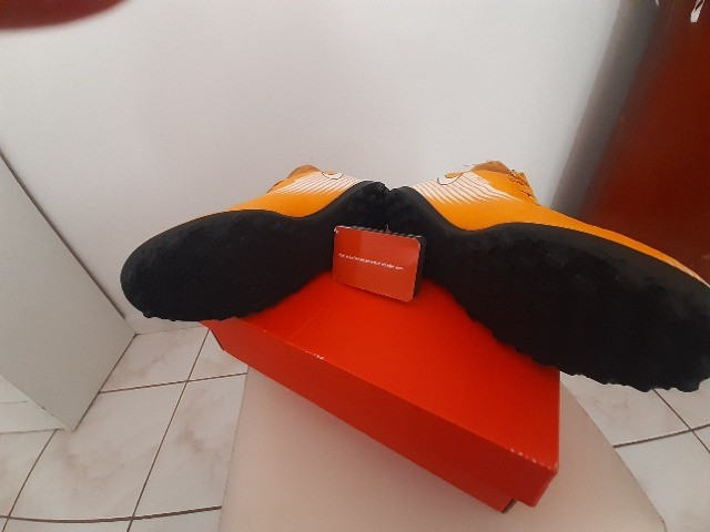 Vende-se Chuteira Superfly Nike - Foto 4