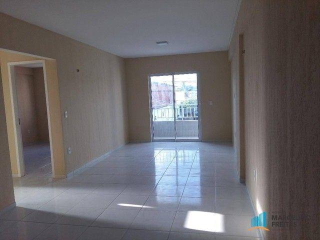 Apartamento com 2 dormitórios para alugar, 67 m² por R$ 1.309,00/mês - Vila União - Fortal - Foto 5