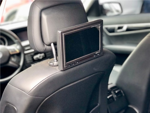 Mercedes-benz C 180 2012 1.6 cgi classic 16v turbo gasolina 4p automático - Foto 7