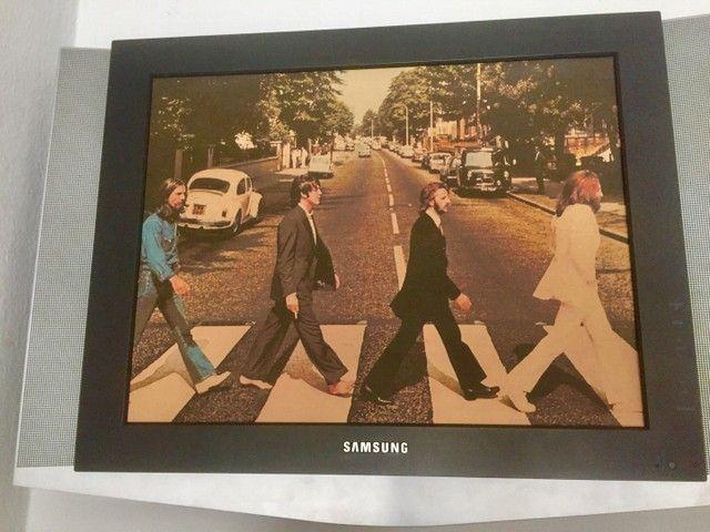 Quadro televisão Beatles  - Foto 4