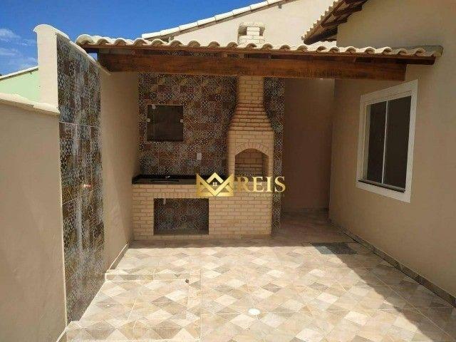 RI Casa Com 2 Dormitórios à Venda, 56 m² Por R$105.000 - Nova Califórnia - Cabo Frio/rj - Foto 9