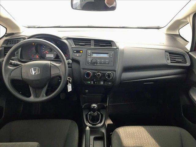 HONDA FIT 1.5 DX 16V FLEX 4P MANUAL - Foto 8