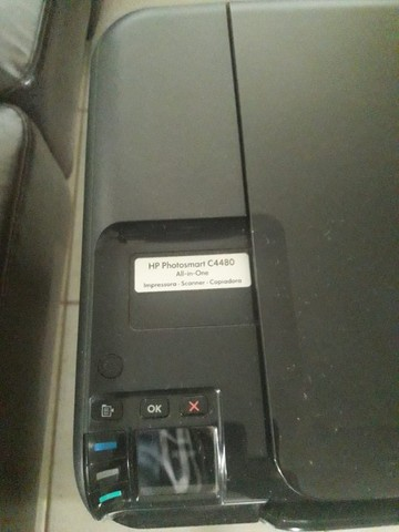 HP C4480 - Foto 2