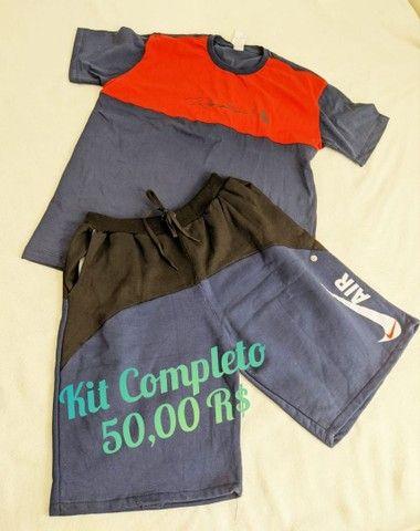 Camisas, Bermudas e Bonés - Foto 2