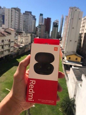 Fone Redmi Airdots 2 Original Lacrado - Foto 2