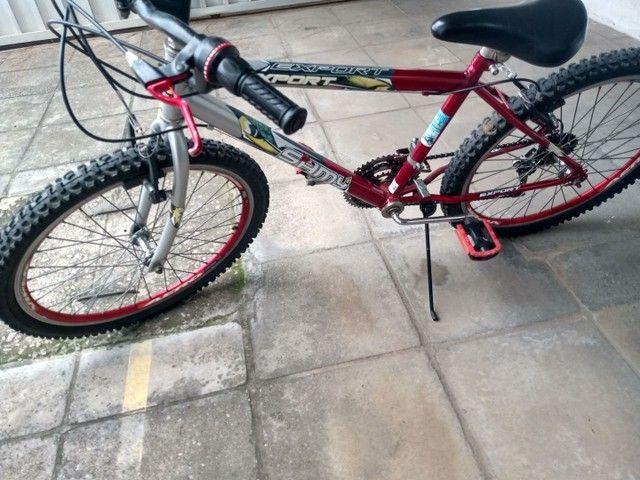 Vende uma bicicleta toda revisada aro 24  - Foto 3