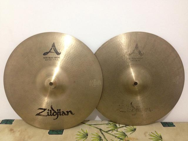Hihat Zildjian New Beat 14