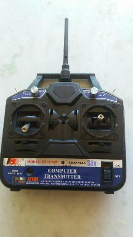 Radio FLY SKY Modelo ES-CT6B