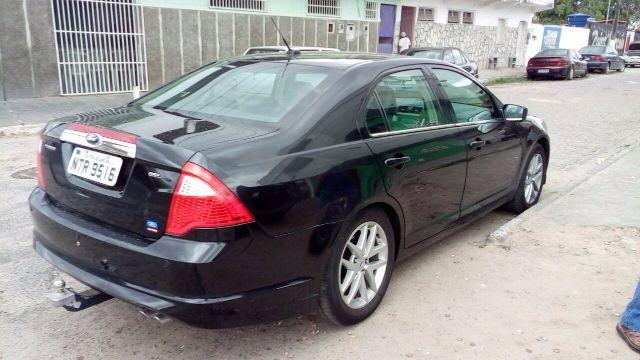 Ford Fusion 2.5 SEL 10/10