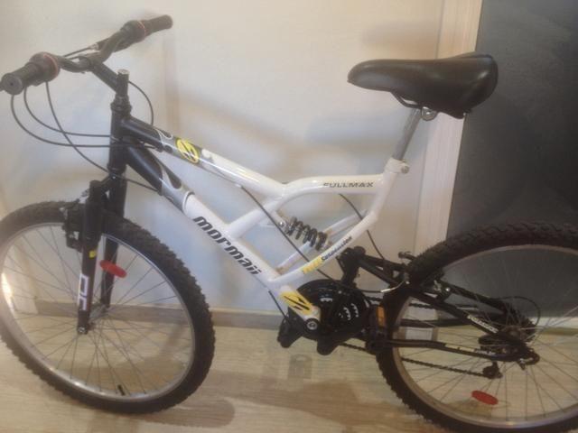 Bike Bicicleta Mormaii. Vendo ou troco. Parcelo até 12x