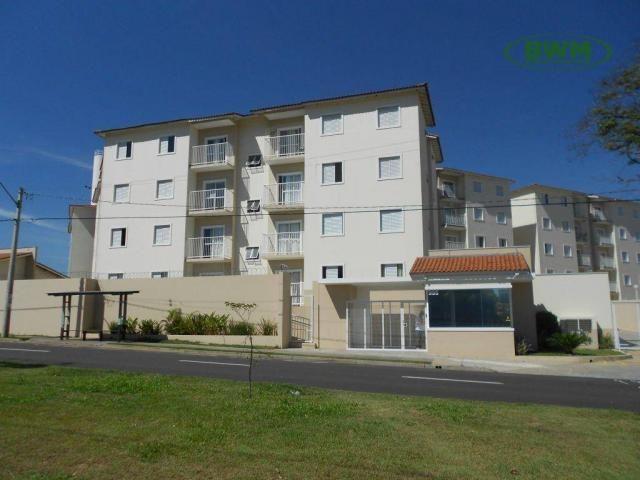 Apartamento residencial para locação, Jardim Vera Cruz, Sorocaba - AP0768.