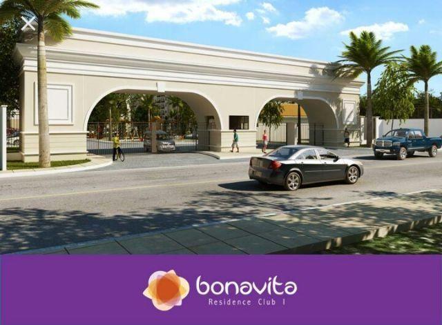 Apartamento no Condomínio Bonavita/ R 60 mil / 2 Quartos / 1 suite