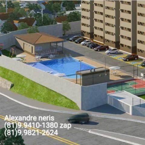 Jardins da roseiras único 2 quartos com suíte + varanda e edifício garagem renda 2.100,00