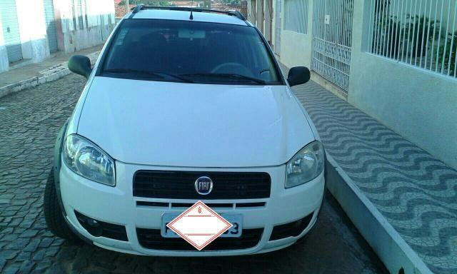 Fiat strada cabine estendida