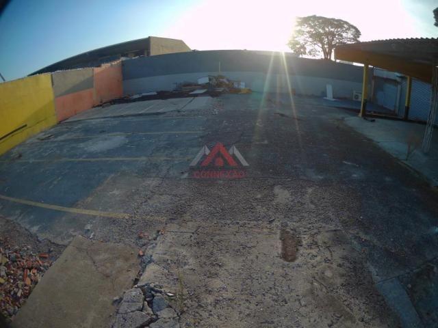 Terreno com galpão e escritório para locação, Centro, Suzano. - Foto 16