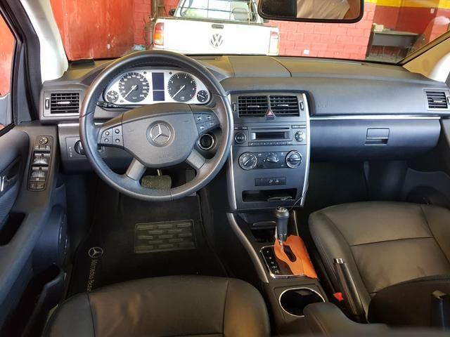 Mercedes-benz Classe B 200 - Turbo - preta - perfeito estado - Foto 3