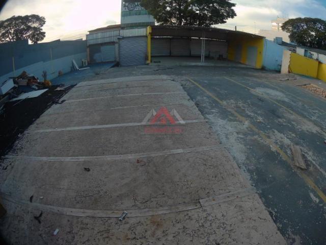 Terreno com galpão e escritório para locação, Centro, Suzano. - Foto 7
