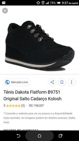 ab7ee5840 Tênis Dakota 37 - Roupas e calçados - Jardim Interlagos, Hortolândia ...