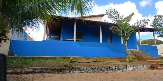 Linda casa no paraíso chamado Zumbi