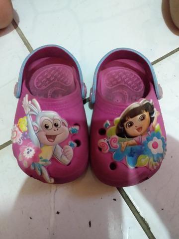 Roupas para menina de 2 anos e sandalias - Foto 5