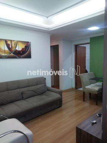 Apartamento à venda com 2 dormitórios em Camargos, Belo horizonte cod:764498