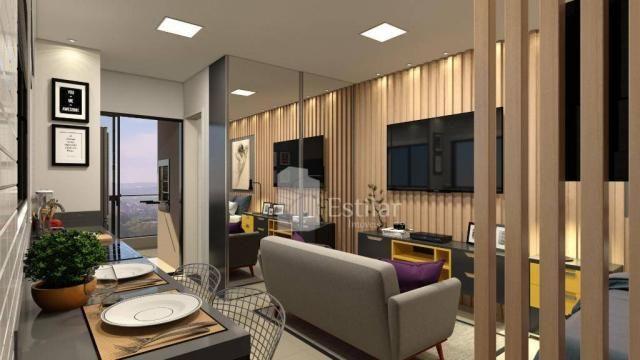 Studio com 1 dormitório no centro - são josé dos pinhais/pr - Foto 4