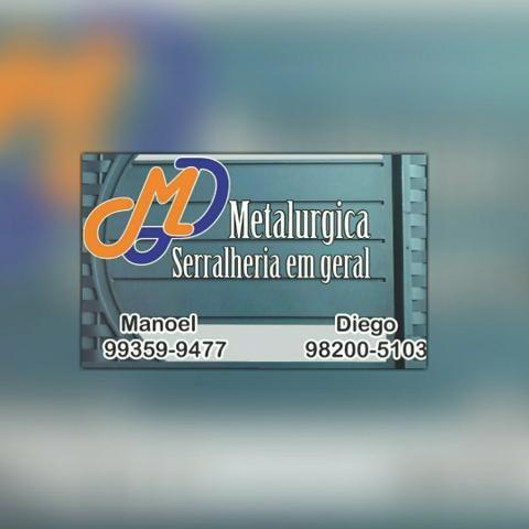 MD metalurgica serralheria em geral