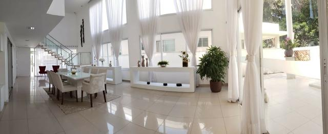 Alugo Belissima casa em Cond fechado, Cond Padre Monte, 4 suites