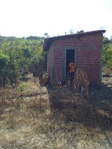 Vendo casa cm terreno assentamento Serra dourada entre o soin e bom sossego. *